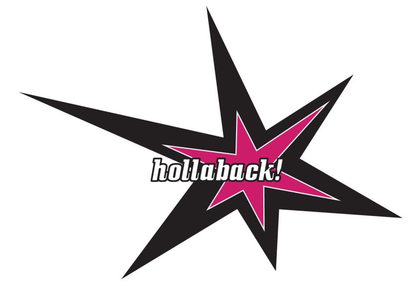 Hollaback black pink pow